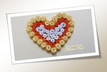 Quilling / Quilling templates, Quilling designs, How to make magical objects with paper, Paper quilling, Quilling techniques, Ideas for children and for parents.
