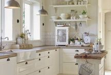 Cottage kitchens