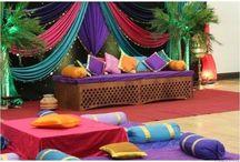 Mehndi Ceremony / by Afshan Khan