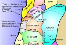 The Twelve Tribes in Canaan