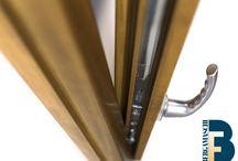 Berg68 / Il serramento tradizionale, garanzia di qualità
