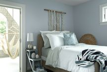 In The Bedroom / Sheets, duvet covers, shams, throws and pillows.  Made in the USA using the highest quality Supima cotton.