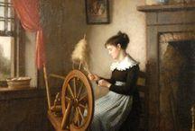 Fiber History & Art / Interesting images and articles displaying fiber arts as a craft.