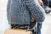 Chunky knitwear for women / Chunky knitwear for women