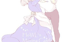 HOWL'S MOVING CASTLE :3