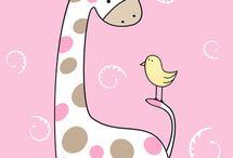Nursery - Giraff