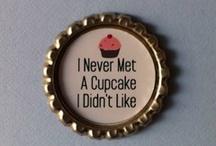 Cake/Cupcake/Baking Quotes and Artwork / by Jolene Hausman