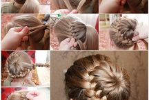 Cabelos / hair / Pra inspirar