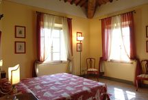 Levantino apartment at La Vistosa, Ciciana, Lucca. / Two bedrooms, living room, large kitchen and two bathrooms apartment.