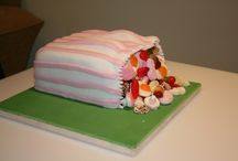 cakes / by Pam Waterman