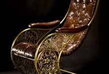 Steampunk Chair