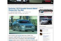 Spy shots / All the spy shots from Hyundai and Kia.