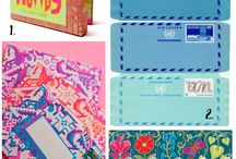Paper, pens, & stationery / by Linda Mercer
