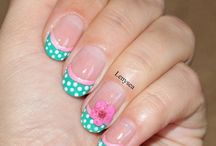 Nail design / by Janelle Orta