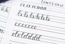 Kalligrafiaa