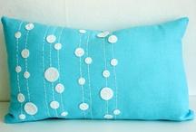 DIY Kuddar / Cushions