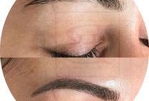 Dermopigmentação / Trabalhos realizados