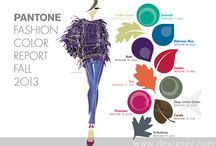 Guest to Impress / Wedding guest fashion AW 2014 based on Pantone Fashion Colour Chart AW 2014