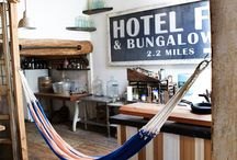 Hotely a penzióny / Ako dodať penziónu či hotelu exkluzívnu neopakovateľnú atmosféru ktorú inde nenájdete. Hojdacie siete a závesné kreslá a ich využitie v sektore ubytovania.