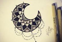 Mandalas / Tattoo