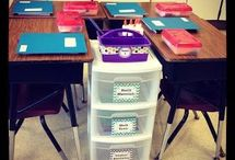 Organization and management of classroom space and materials