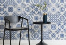 Blue Wallpaper / Freshen up any space with a blue wallpaper mural, a timeless piece that will create a clear, clean look with a breath of fresh air. A mural with accents of blue is the perfect choice if you have a dark or small space that needs a helping hand in feeling more open, and the blue colour palette adds a refreshing touch to your space.