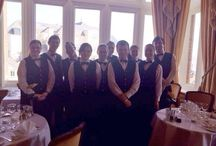 Our Team / Amazing staff at the Victoria