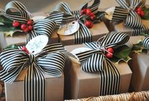 Gift Wrapping | Christmas / by Carmen @ The Decorating Diva, LLC