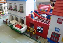 Lego Street & Buildings