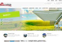 Referencie web stránok a e-shopov / Tu si môžete pozrieť nami vytvorené weby a e-shopy.
