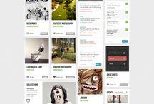 Website Design / by Karen Hochberg