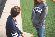 // Senior Year Wearables // / You've worked hard to make it to this point — show your pride with quality senior apparel designed to match your style.