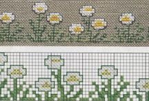 Cross Stitch // Borders