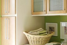 Laundry room ideas / by Gayle Butler