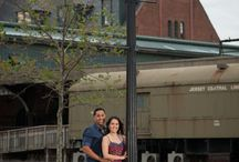 Engagement photography in North Jersey / Engagement photography and Liberty State Park