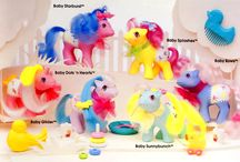My Little Pony Baby Fancy Pants - aka - Playtime Ponies - aka Con Panales