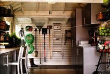 Garage / by Melissa @ Living Beautifully