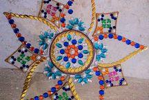 Heart in Art: Rangoli