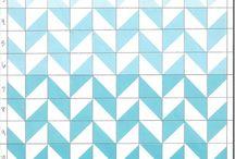 Quilting Patterns/Ideas / by Jazlin P.