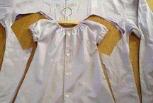 vestido de camisas