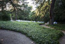 Masia Egara Centennial Garden