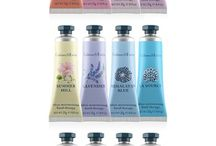 Hand creams / Crabtree and evelyn