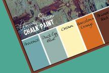 chalk paint Anni Sloan
