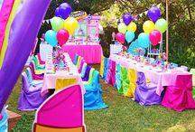 Doğumgünü Partileri