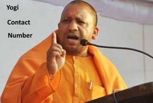 UP CM Yogi Contact Number