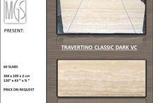 TRAVERTINO CLASSIC DARK VC