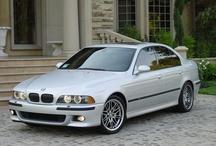 BMW e39 1997-2002