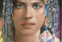 kadın portreleri