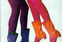 60s shoes and stockings