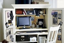 Office small space ideas